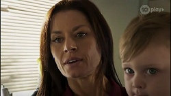 Andrea Somers, Hugo Somers in Neighbours Episode 8386