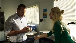 Toadie Rebecchi, Dee Bliss in Neighbours Episode 8386