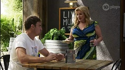Kyle Canning, Sheila Canning in Neighbours Episode 8386