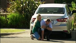 Dee Bliss, Toadie Rebecchi in Neighbours Episode 8386