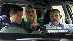 Levi Canning, Dee Bliss, Toadie Rebecchi in Neighbours Episode 8387