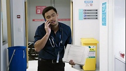 David Tanaka in Neighbours Episode 8388
