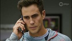Aaron Brennan in Neighbours Episode 8388