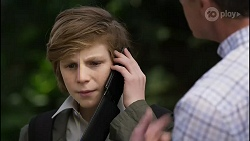 Emmett Donaldson, Paul Robinson in Neighbours Episode 8389