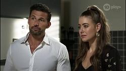 Pierce Greyson, Chloe Brennan in Neighbours Episode 8389