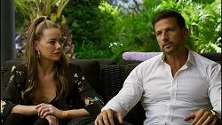 Chloe Brennan, Pierce Greyson in Neighbours Episode 8390