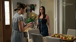 Elly Conway, Bea Nilsson in Neighbours Episode 8390