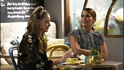 Chloe Brennan, Elly Conway in Neighbours Episode 8390
