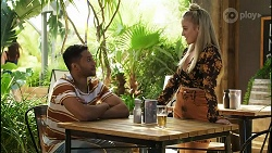 Levi Canning, Roxy Willis in Neighbours Episode 8390