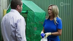 Toadie Rebecchi, Heather Schilling in Neighbours Episode 8391