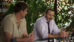 Kyle Canning, Toadie Rebecchi in Neighbours Episode 8391