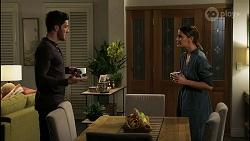Shaun Watkins, Elly Conway in Neighbours Episode 8393