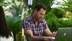 Shane Rebecchi in Neighbours Episode 8393
