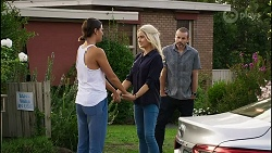 Elly Conway, Dee Bliss, Toadie Rebecchi in Neighbours Episode 8393