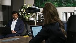 Pierce Greyson, Chloe Brennan in Neighbours Episode 8394