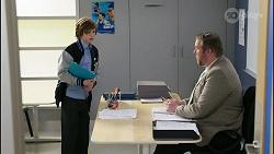 Emmett Donaldson, Marty Muggleton in Neighbours Episode 8394