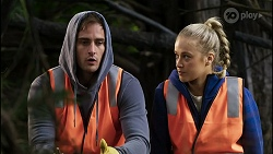 Kyle Canning, Roxy Willis in Neighbours Episode 8394