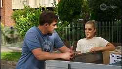 Kyle Canning, Roxy Willis in Neighbours Episode 8395