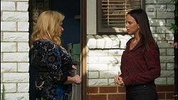 Sheila Canning, Bea Nilsson in Neighbours Episode 8395