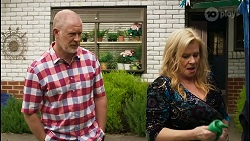 Clive Gibbons, Sheila Canning in Neighbours Episode 8395
