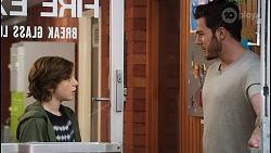 Emmett Donaldson, Shaun Watkins in Neighbours Episode 8396