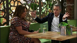 Terese Willis, Paul Robinson in Neighbours Episode 8396