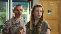 Toadie Rebecchi, Mackenzie Hargreaves in Neighbours Episode 8397
