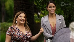 Terese Willis, Elly Conway in Neighbours Episode 8397