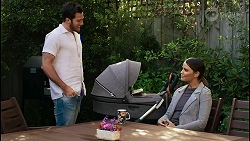 Shaun Watkins, Elly Conway in Neighbours Episode 8398