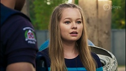 Levi Canning, Harlow Robinson in Neighbours Episode 8399