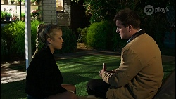 Roxy Willis, Kyle Canning in Neighbours Episode 8399