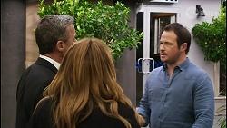 Paul Robinson, Terese Willis, Dax Braddock in Neighbours Episode 8399