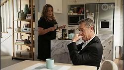 Terese Willis, Paul Robinson in Neighbours Episode 8399