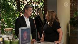 Paul Robinson, Terese Willis in Neighbours Episode 8400