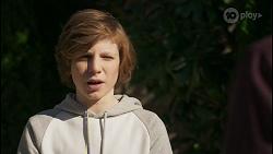 Emmett Donaldson, Aaron Brennan in Neighbours Episode 8400