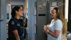 Yashvi Rebecchi, Harlow Robinson in Neighbours Episode 8400