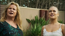 Sheila Canning, Roxy Willis in Neighbours Episode 8400