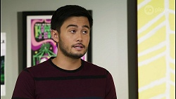 David Tanaka in Neighbours Episode 8401
