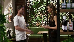 Ned Willis, Chloe Brennan in Neighbours Episode 8401