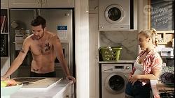 Ned Willis, Roxy Willis in Neighbours Episode 8401