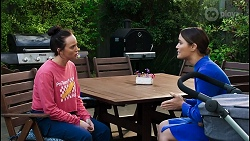 Bea Nilsson, Elly Conway in Neighbours Episode 8402