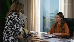 Terese Willis, Chloe Brennan in Neighbours Episode 8403