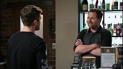 Ned Willis, Shane Rebecchi in Neighbours Episode 8403
