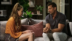 Chloe Brennan, Pierce Greyson in Neighbours Episode 8403