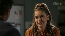 Pierce Greyson, Chloe Brennan in Neighbours Episode 8404