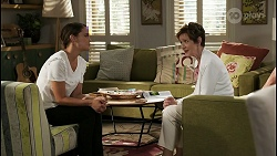 Elly Conway, Susan Kennedy in Neighbours Episode 8404