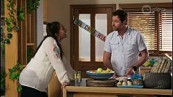 Dipi Rebecchi, Shane Rebecchi in Neighbours Episode 8404