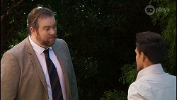 Marty Muggleton, Aaron Brennan in Neighbours Episode 8405