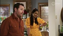Shane Rebecchi, Dipi Rebecchi in Neighbours Episode 8405