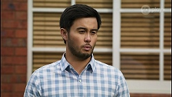 David Tanaka in Neighbours Episode 8406